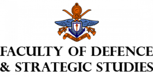 Faculty of Defence & Strategic Studies